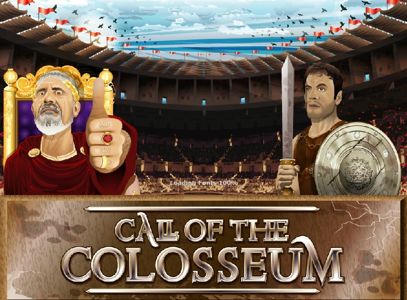 call of colloseum logo