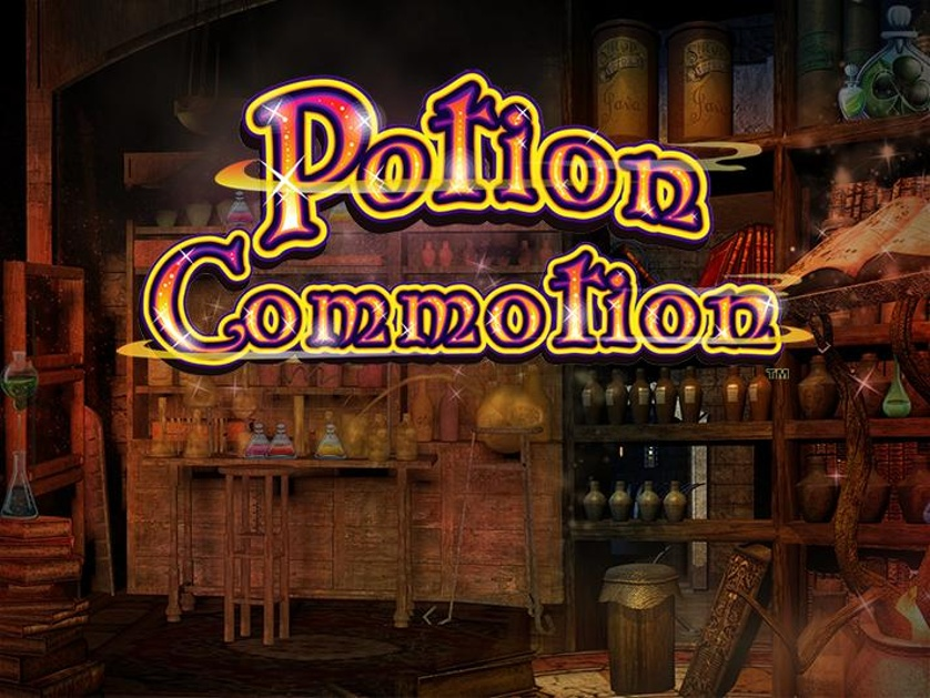 potion commotion logo