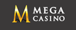 mega casino mini logo