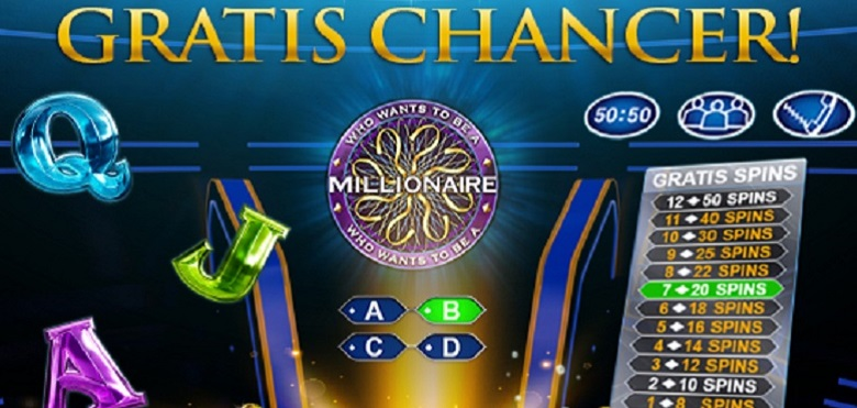free spins til Who want to be a Millionaire hos Royal Casino
