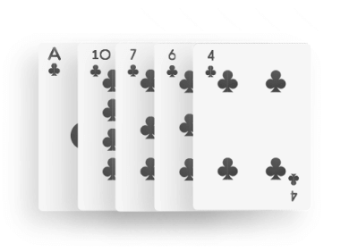 Poker - Flush Combination