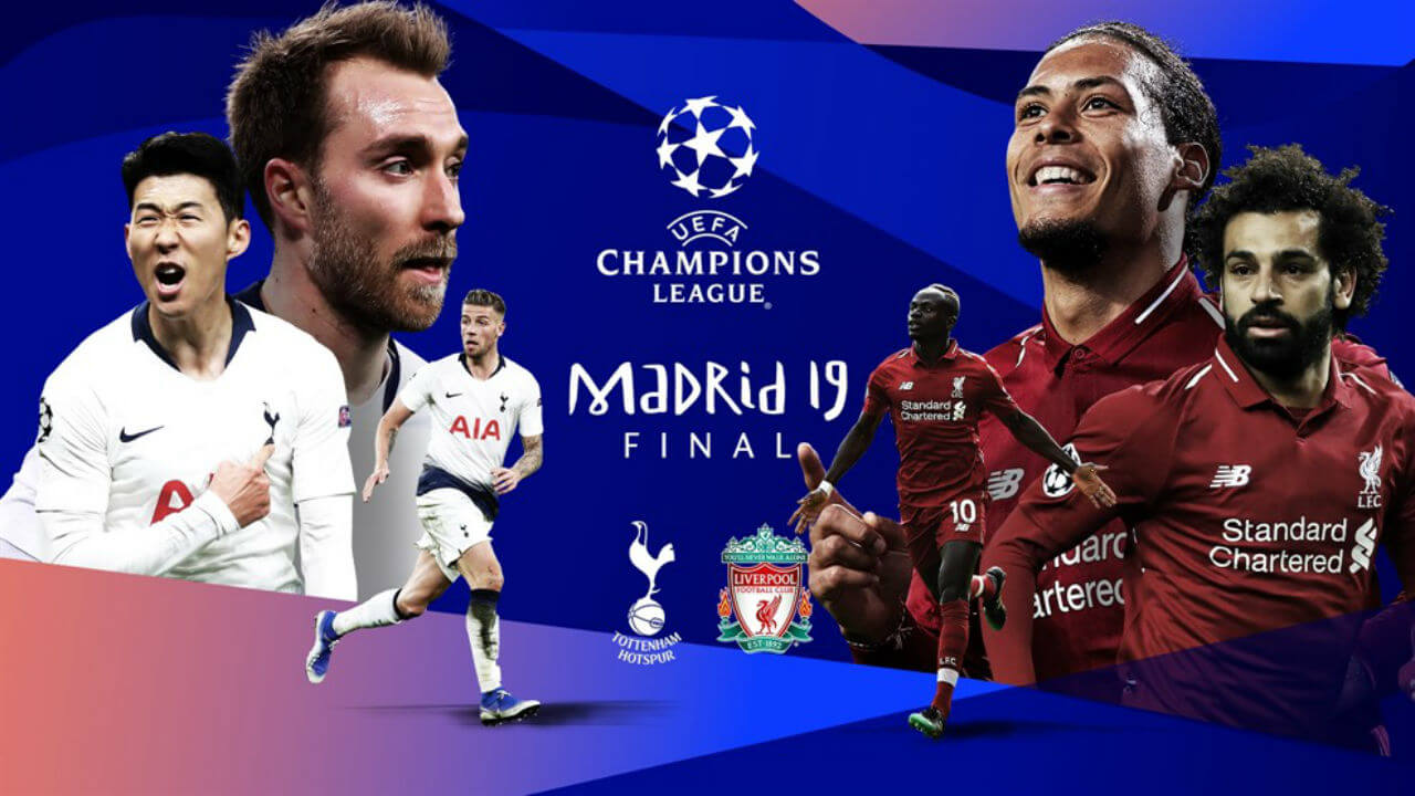 UEFA Champion League Final 2019